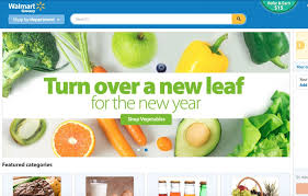 walmart grocery order online